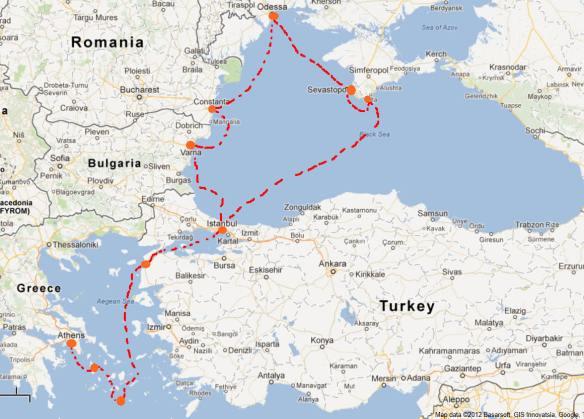 Black Sea Cruise 107